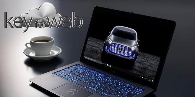 Mercedes-Benz lancia un nuovo Laptop Windows 10