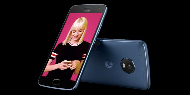 Moto G5 Plus si aggiorna con le patch di sicurezza Android di novembre