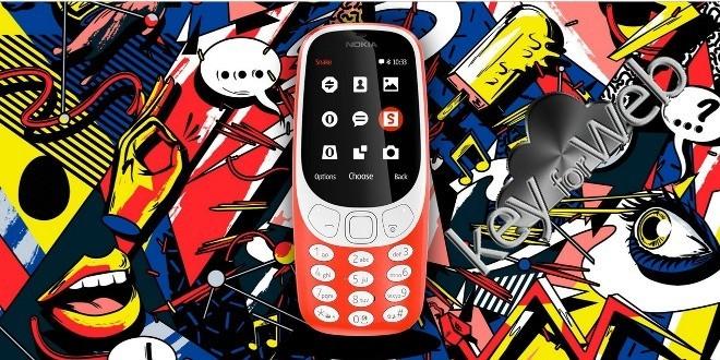 Nokia 3310, dal 25 maggio in Italia