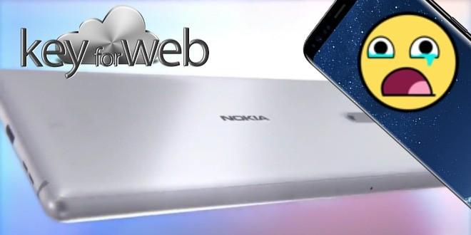 Nokia 9: il top gamma finlandese raggiunge i 7770 punti Multi Core su GeekBench, anche Galaxy S8 lo teme