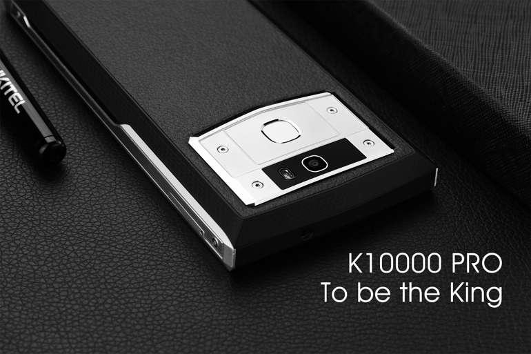 OUKITEL K10000 Pro, in arrivo con batteria da 10000mAh e Corning Gorilla Glass