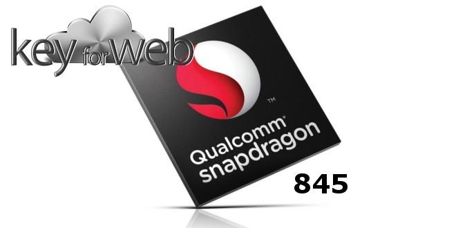 Qualcomm Snapdragon 845, su GeekBench in Single Core si superano i 2600 punti