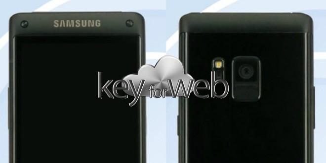 Samsung: nuovo dispositivo a conchiglia con 4GB di RAM certificato da TENAA
