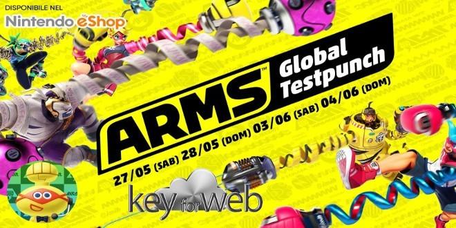 Tutto su ARMS: calendario del Global Testpunch e nuovi dettagli