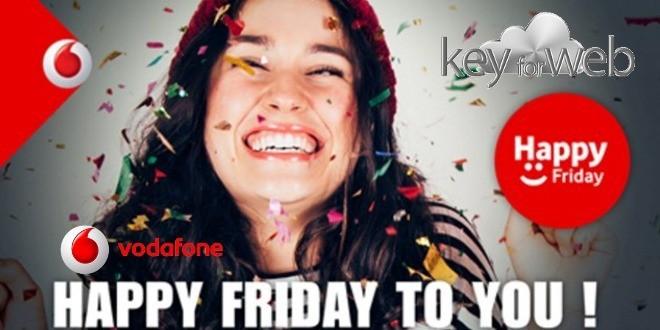 Vodafone Happy Friday oggi 14 luglio 2017: accesso gratuito a La Repubblica per 3 giorni