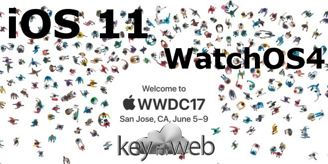 Alla WWDC 2017 Apple presenta Siri Speaker, nuove particolari funzionalità con iOS 11