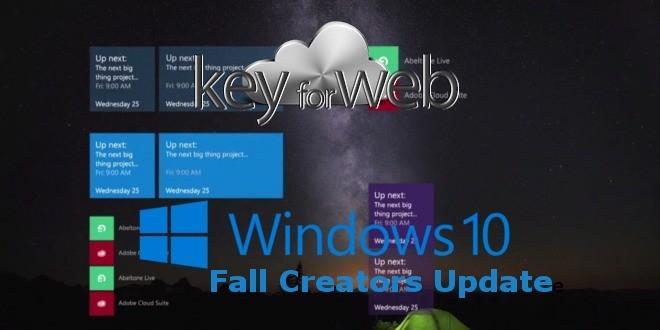 Windows 10 Fall Creators Update si chiamerà Autumn Creators Update in alcuni Paesi