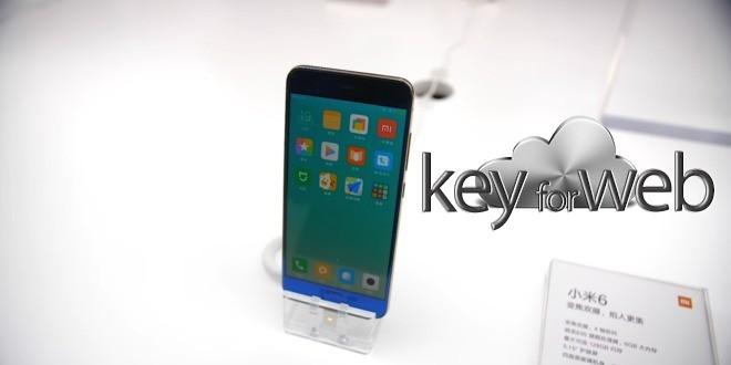 Xiaomi Mi 6 Plus rimandato a causa di Samsung Galaxy S8