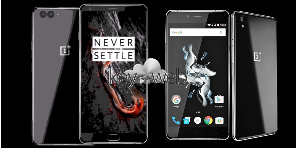 confronto OnePlus 5 vs OnePlus X