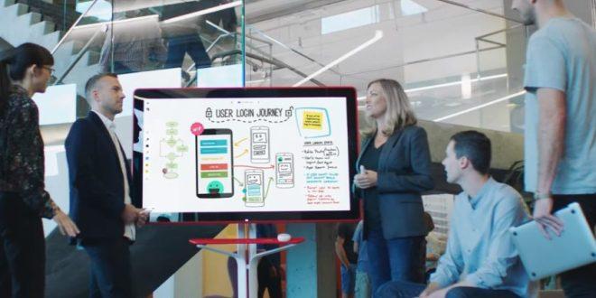 Disponibile l'applicazione Google Jamboard per smartphone e tablet
