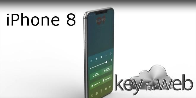 iPhone 8 e iPhone 7S con corpo in vetro e metallo. Inizia la produzione di massa del telaio
