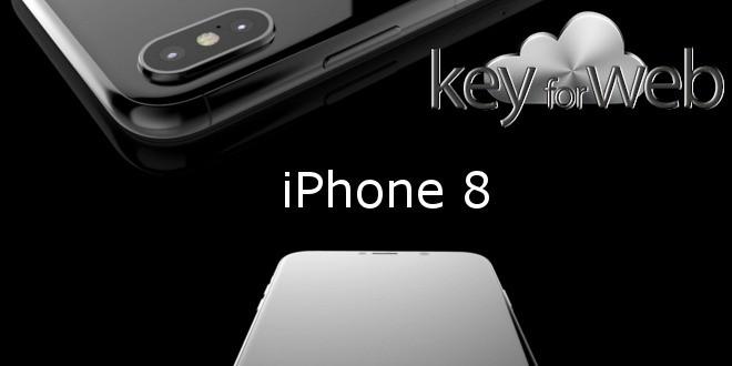 iPhone 8, camera anteriore con riconoscimento facciale 3D confermato