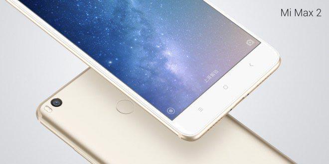 Xiaomi Mi Max 2 ufficiale: display e batteria per chi non si accontenta