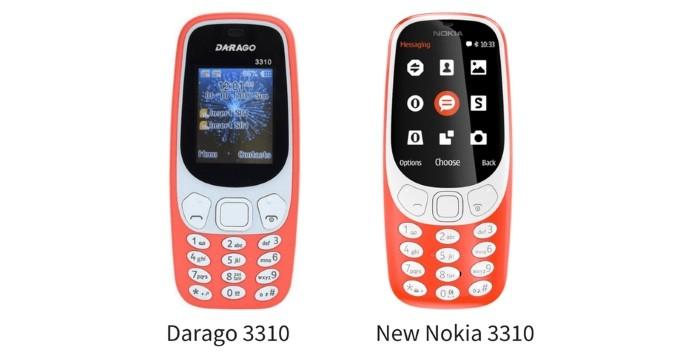 Nokia 3310 Darago
