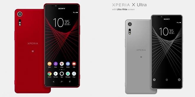 Sony Xperia X Ultra in arrivo: smartphone di fascia medio-alta con display 21:9