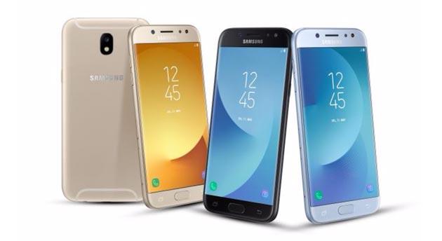 Finalmente la serie Samsung Galaxy J 2017 è stata presentata ufficialmente oggi