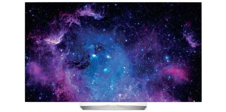 LG arricchisce la sua offerta di TV OLED, ecco il nuovo TV 55 pollici a schermo piatto