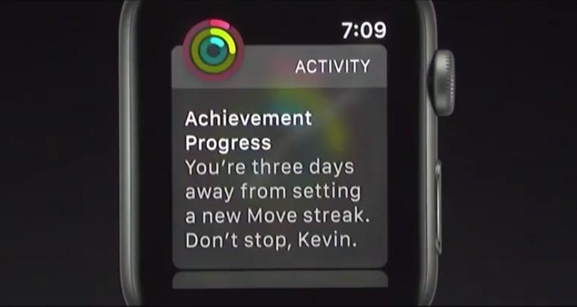 WWDC 2017 – WatchOS 4 presentato durante l'evento Apple, ecco le nuove funzioni smart disponibili da oggi