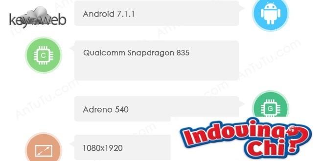 AnTuTu: un misterioso dispositivo con Snapdragon 835 e 6GB di RAM fa la sua comparsa