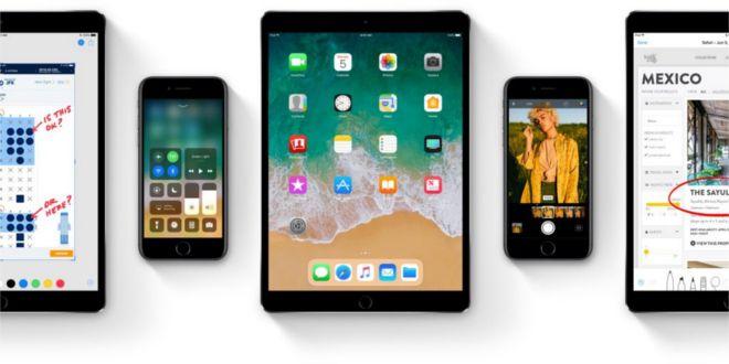 Ecco cosa Apple non ha inserito in iOS 11 per iPhone ed iPad