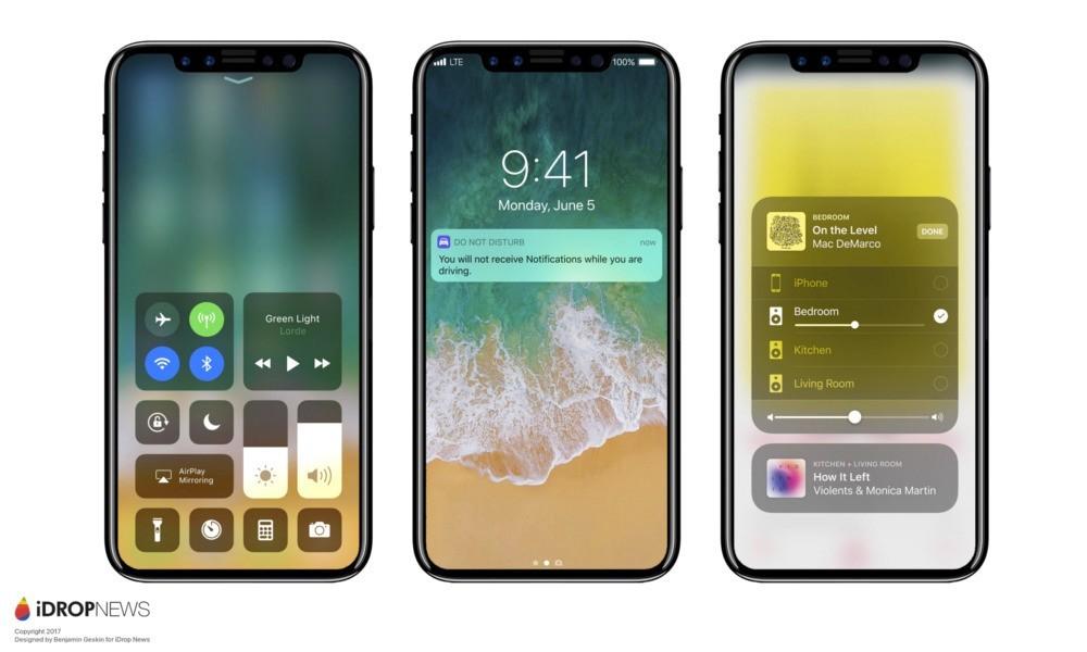 Apple vuole LG, Samsung come unico fornitore di pannelli OLED è scomodo