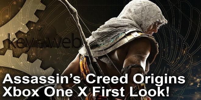 Assassin's Creed: Origins su Xbox One X, l'analisi tecnica di Digital Foundry