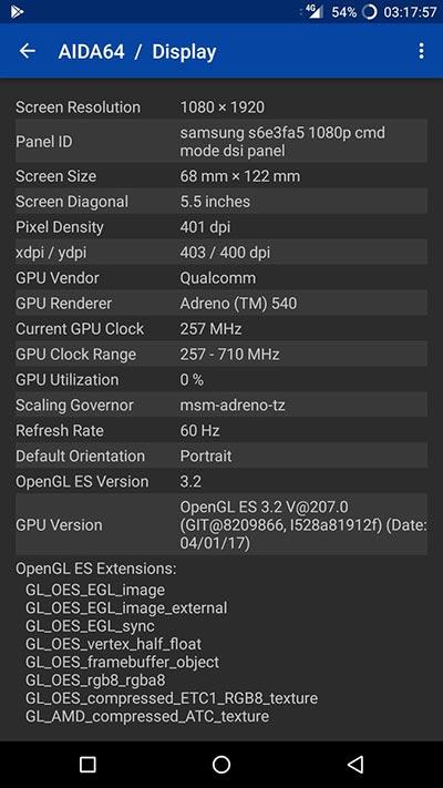 OnePlus 5, nessun cambiamento al display: è lo stesso di OnePlus 3T