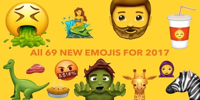 Dagli zombie ai pretzel, ecco le nuove emoji 2017