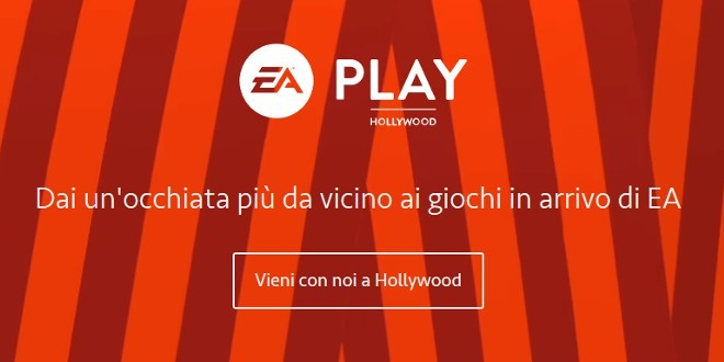 E3 2017 – Diretta Streaming EA Play 2017
