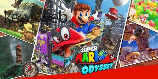E3 2017 –  Super Mario Odyssey protagonista assoluto con trailer, data di uscita e lunghi video gameplay