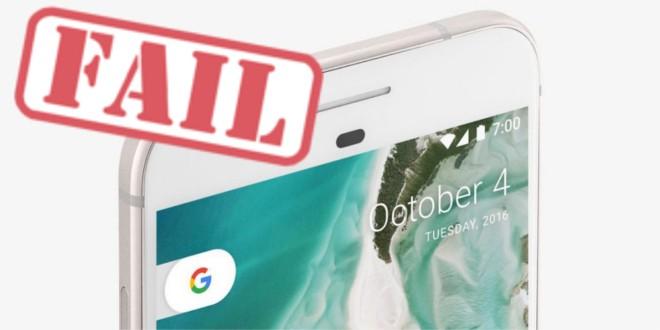 Google Pixel che fanno a botte con la ricerca Google, l'ultimo paradosso che sta facendo imbufalire gli utenti
