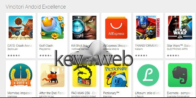 """Google implementa le """"Android Excellence"""" sul Play Store"""