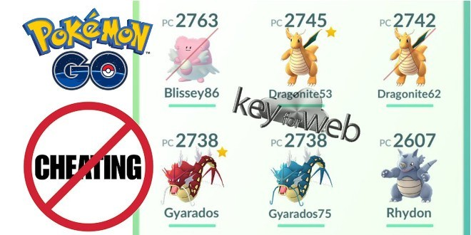 Guai in vista per i furbetti di Pokémon GO: il nuovo update individua e inibisce i Pokémon ottenuti barando