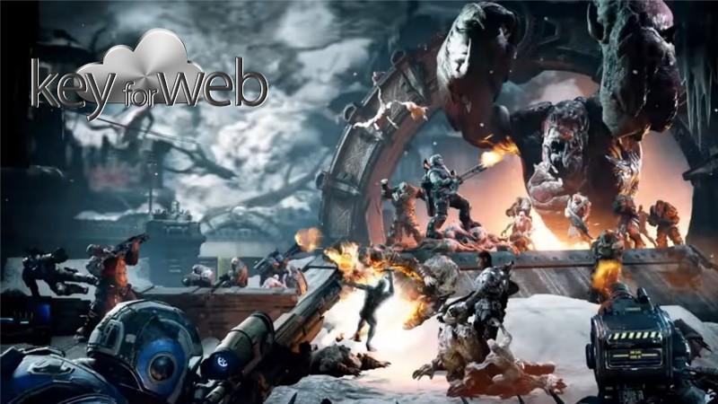 Halo e Gears of War 2
