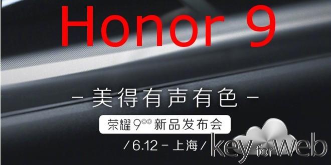 Honor 8 è stato un successo, ora è tempo di Honor 9: presentazione il prossimo 12 giugno