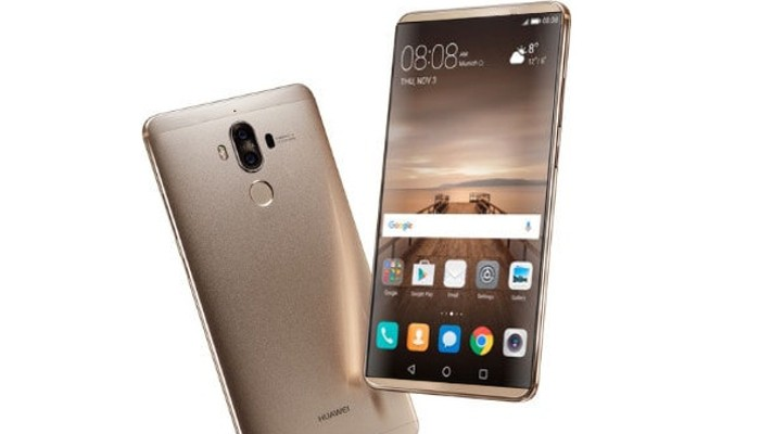 Huawei Mate 10 è pronto a mettere K.O. iPhone 8, parola del CEO Richard Yu