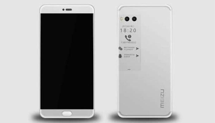 Meizu Pro 7, la doppia fotocamera posteriore mostra i muscoli in un primo scatto