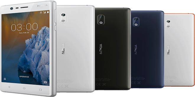 Nokia 3, dal 28 giugno disponibile sul mercato italiano