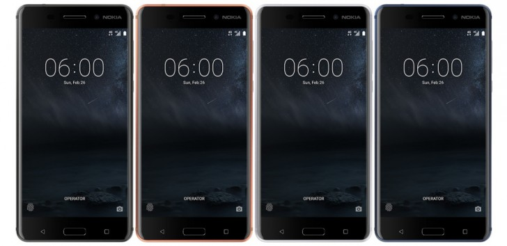 Migliori smartphone – Samsung Galaxy S8 vs Nokia 6: hardware e dettagli con foto!