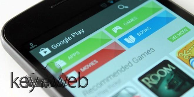 Google ridurrà la tariffa del Play Store per gli sviluppatori