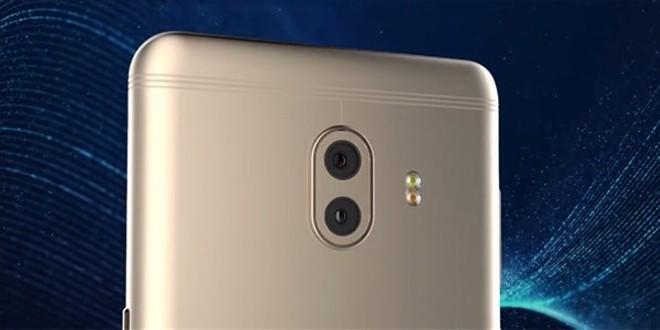 Samsung Galaxy C10 con doppia fotocamera posteriore svelato da alcune foto