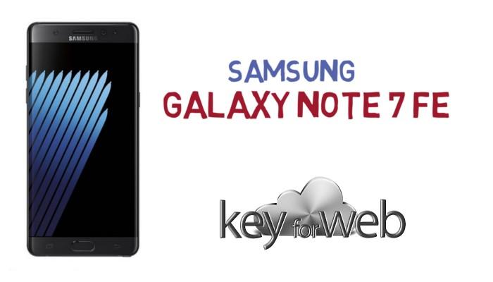 Samsung Galaxy Note 7 Fan Edition è ufficiale, al prezzo di 610$