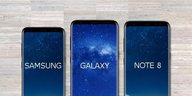 """Samsung Galaxy Note 8 """"Gr3at"""" arriva a settembre con l'IFA di Berlino"""