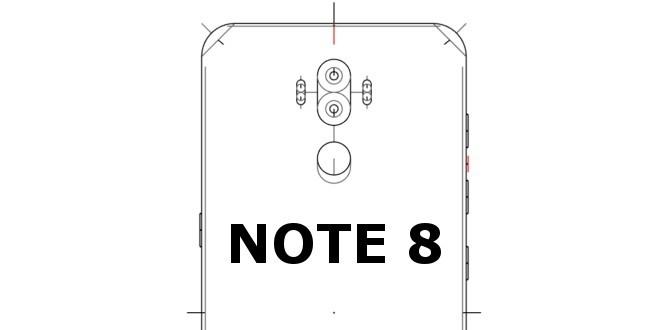Galaxy Note 8 certificato in Corea con 6GB di RAM ed Exynos 8995