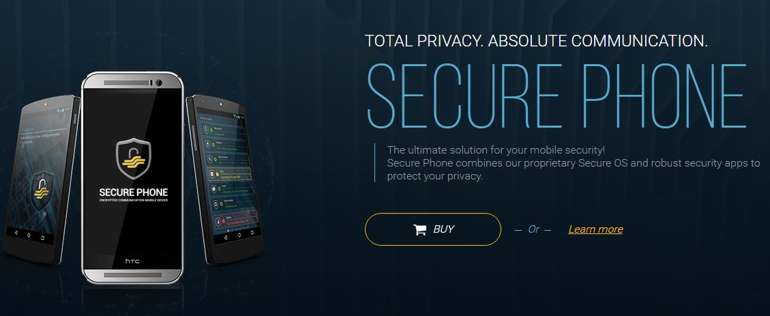 In arrivo in italia Secure Phone, il telefono criptato anti intercettazione