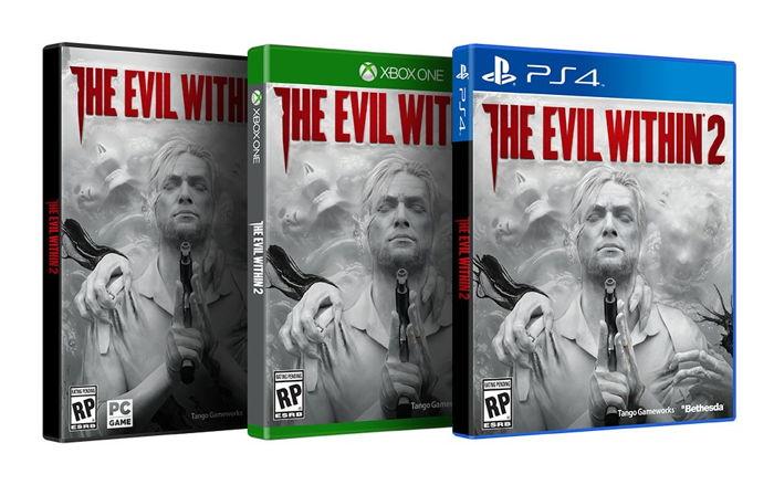 The Evil Within 2: ufficiali 4K, HDR e supporto a Xbox One X