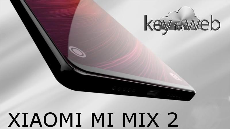 Disponibili al download gli sfondi di Xiaomi Mi Mix 2
