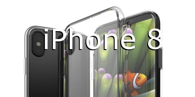 iPhone 8 trapela in un nuovo render di un produttore di cover