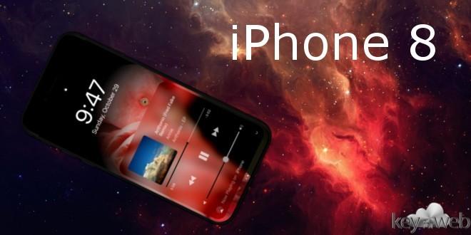 iPhone 8, prime cover in produzione di massa permettono un confronto dimensionale con iPhone 7 e 7 Plus
