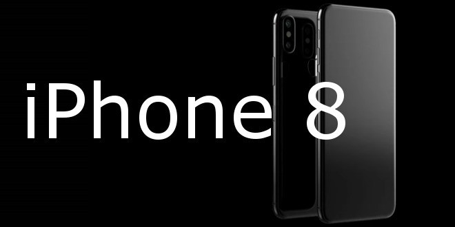 Un documento mostra lo schermo borderless di iPhone 8 in tutta la sua bellezza
